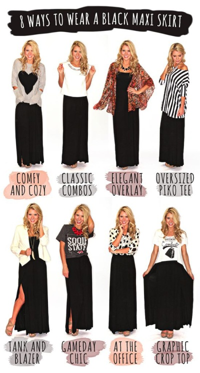 Styling black Maxis
