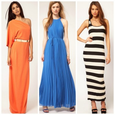 Styling Maxi dresses - Spring/Summer