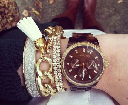 It's all in the wrist: The Arm Swag